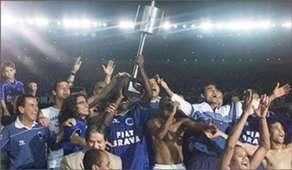 Gallery Only - Cruzeiro 2000