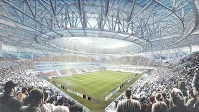 Nizhny Novgorod Stadium 2018 World Cup Russia