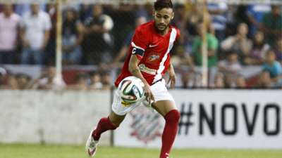 Neymar jogo festivo em Jundiaí 22 12 14