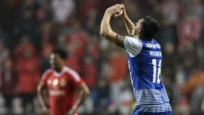 Hector Herrera Benfica Porto Liga NOS 02122016