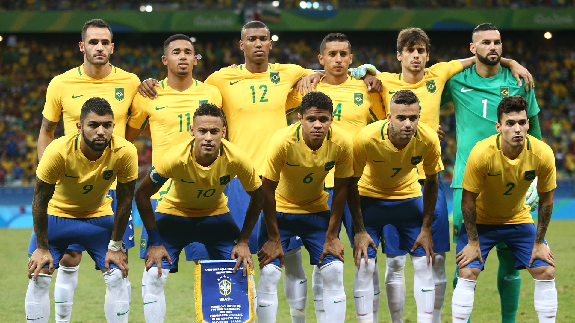 Where is the Brazil 2016 Olympics gold medal winning team now?