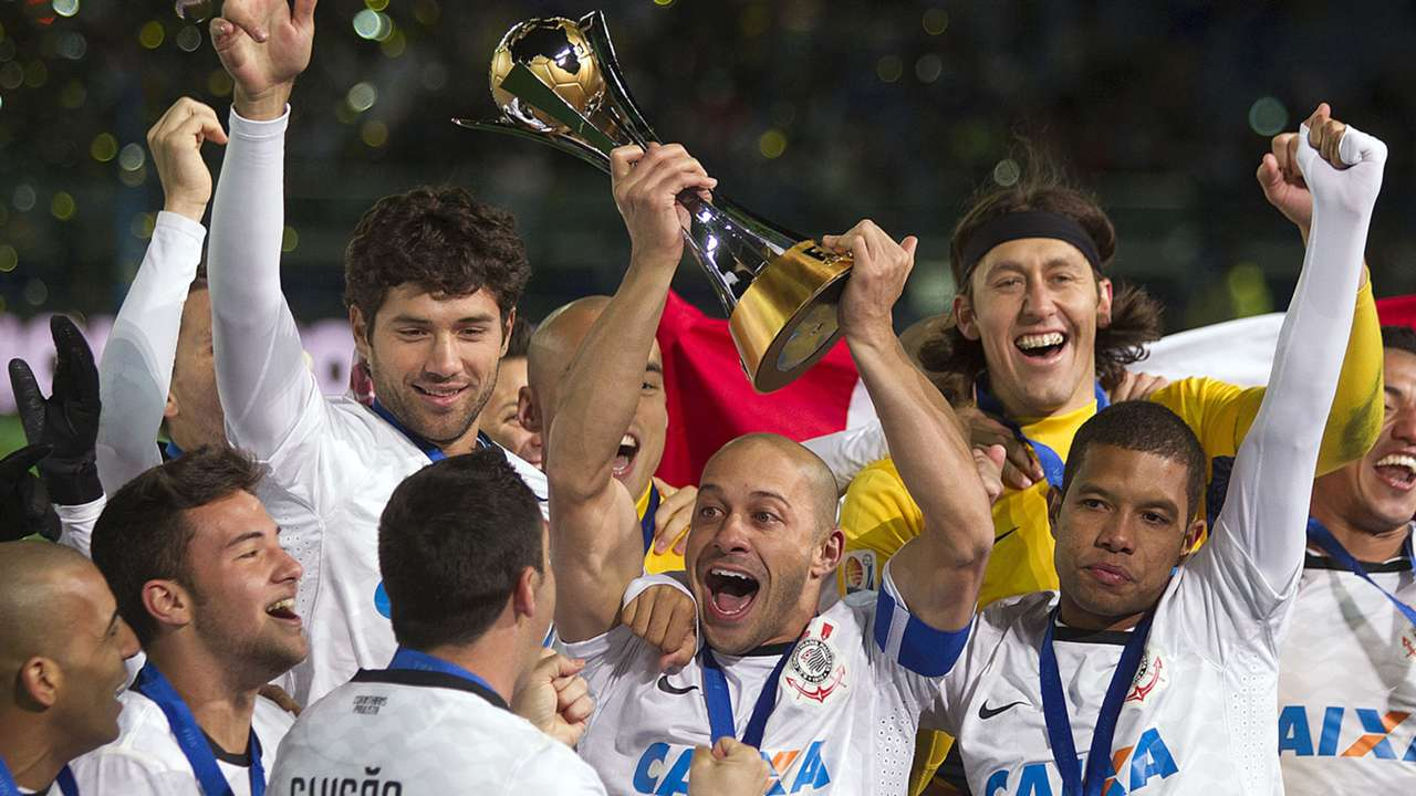 Alessandro Cassio Corinthians Chelsea 2012 Club World Cup 16122012