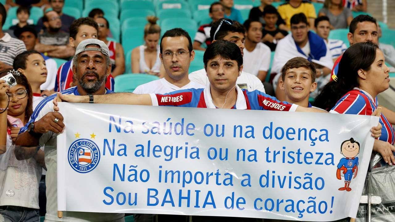 Torcedores do Bahia Fonte Nova 30 11 2014
