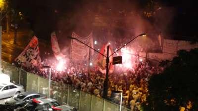 São Paulo fans - Morumbi