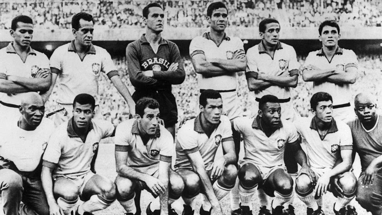 Braziil World Cup 1966 - 21 06 66