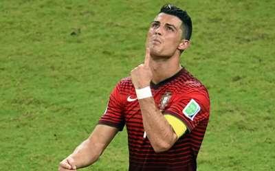 Cristiano Ronaldo Portugal 2014 FIFA World Cup