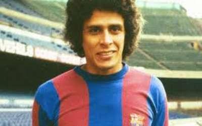 Roberto Dinamite Barcelona 20082015
