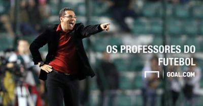 GFX professores do futebol