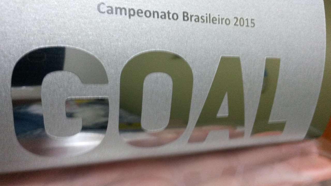 Prêmio Goal Brasileirão 2015
