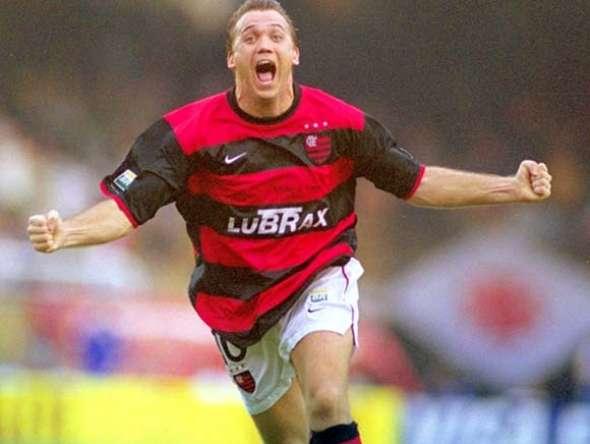 Petkovic Flamengo campeão estadual 2001