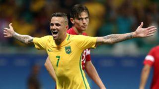Luan Guilherme Denmark Brazil Rio 2016 Olympics 10082016
