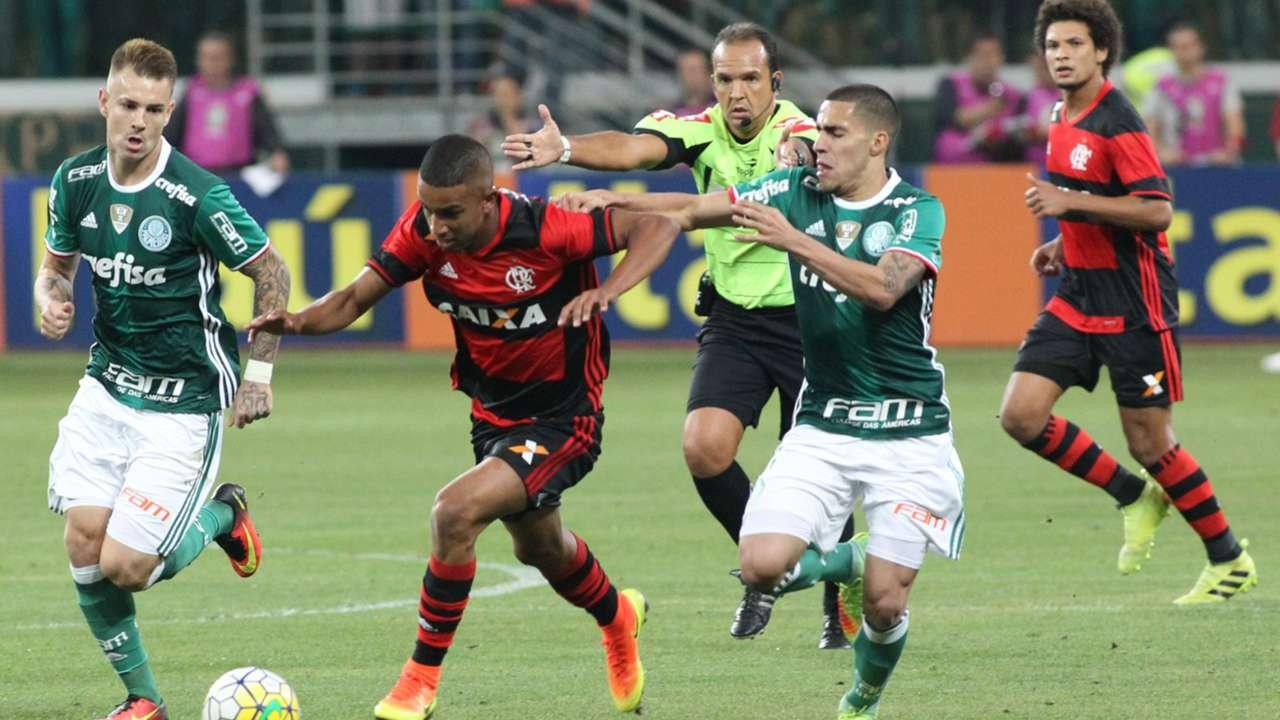 Palmeiras x Flamengo 1409