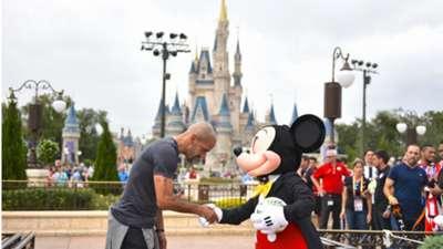 Verón Disney Magic Kingdom I Florida Cup I 14 01 17