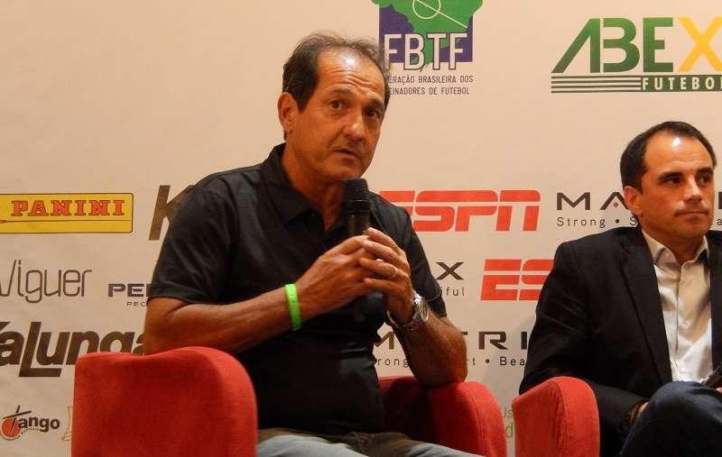 Muricy pede a permanência de Cirino e Samir no Flamengo