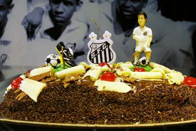 Bolo do Santos FC