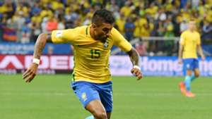 Paulinho Brasil Paraguai Eliminatorias 2018 28032017