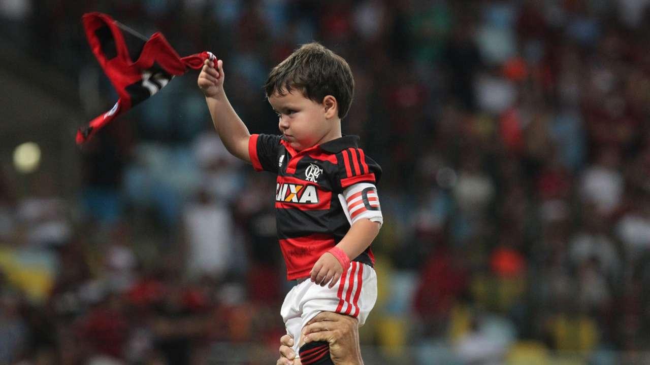 Torcedor Flamengo Fluminense Carioca 05042015