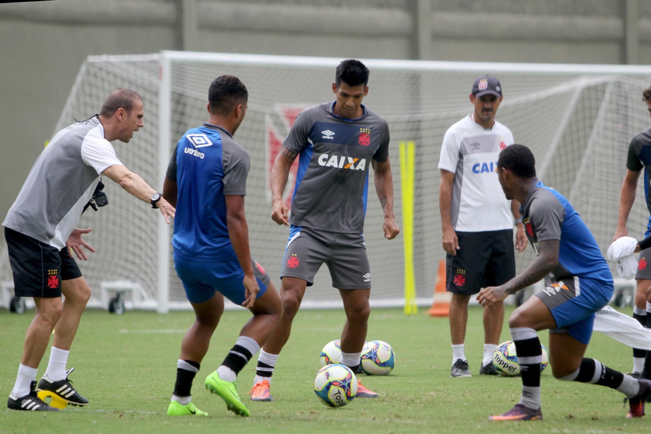 Milton Mendes - Vasco