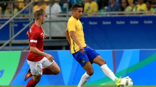 Marquinhos Denmark Brazil Rio 2016 Olympics 10082016