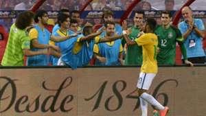 Neymar   Japan 0-4 Brazil   Friendly   14 10 2014
