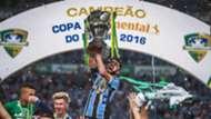 Maicon Campeão Grêmio Atlético-MG Copa do Brasil 07122016