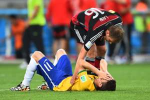 Brazil Germany World Cup 2014