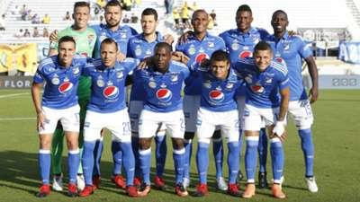 Millonarios Barcelona Equador I Florida Cup I 18 01 17