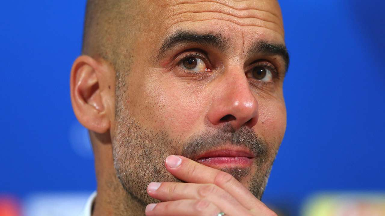 Pep Guardiola Bayern Munich 03052016