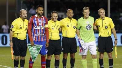 Jackson Julian Klamt Wolfsburg Bahia Florida Cup 12012017