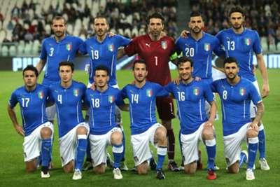 Itália 1 x 1 Inglaterra 31 03 15