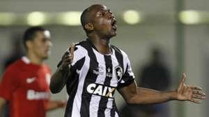 Sassá Botafogo 1x0 Internacional Brasileirão 13 10 2016
