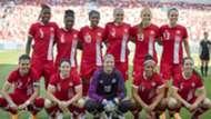 Canada women team photo 20160604