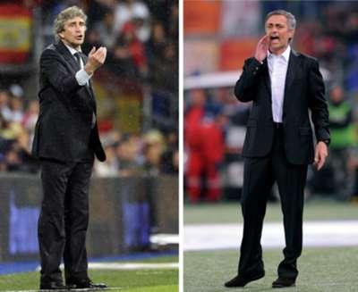 Pellegrini vs. Mourinho: una rivalidad con muchas frases