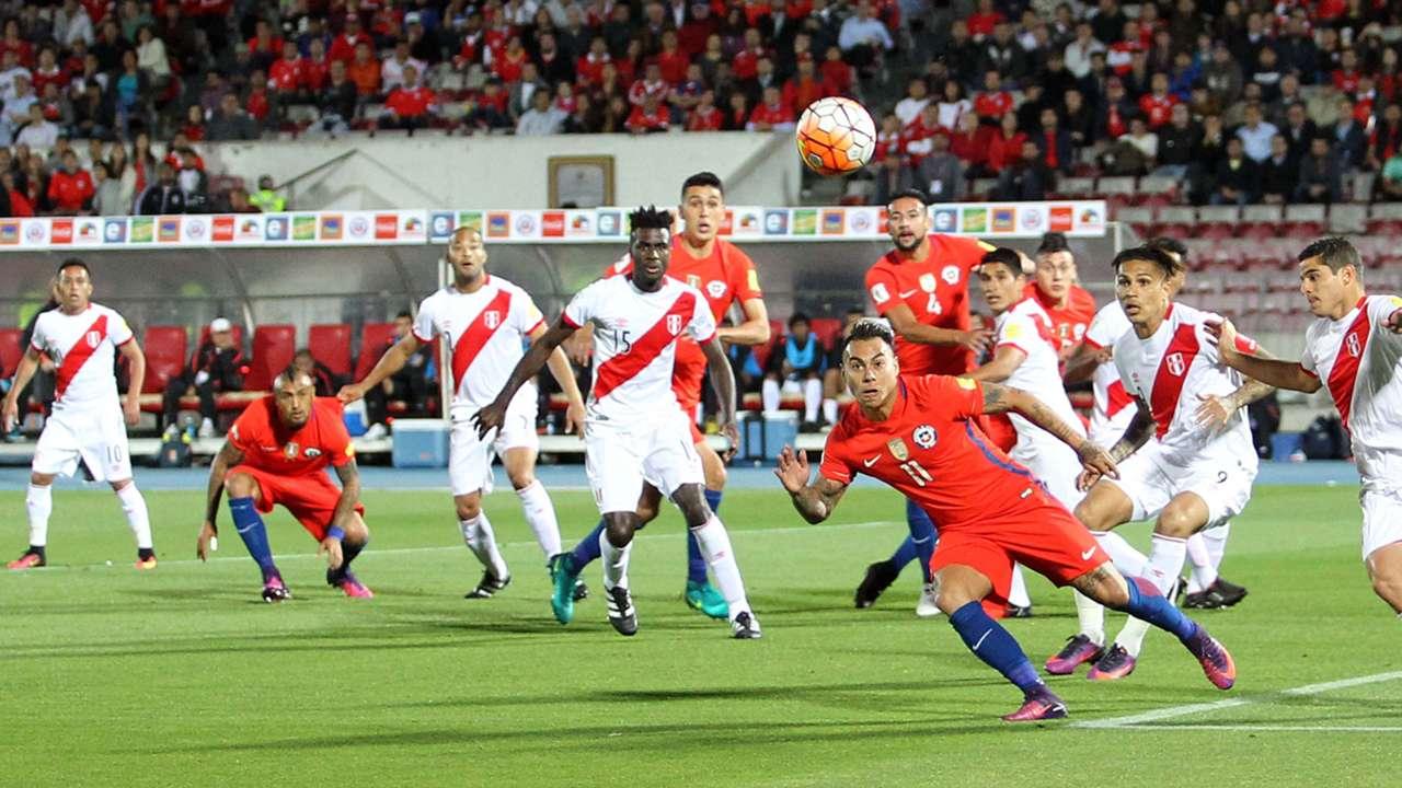 Arturo Vidal - Chile - selección chilena