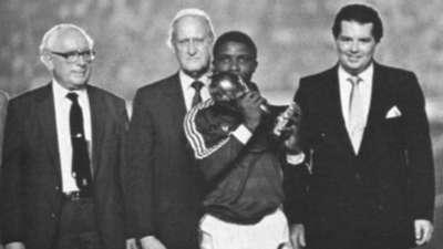 Nigeria fue campeón en China 1985