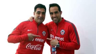 Bravo, Carvajal y Chile Sub 17