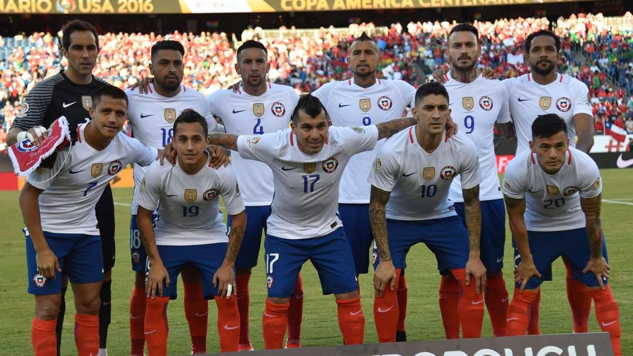 Chile vs. Bolivia HD