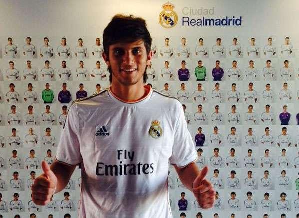 Benjamin Kuscevic, el chileno que llegó a Real Madrid   Goal.com