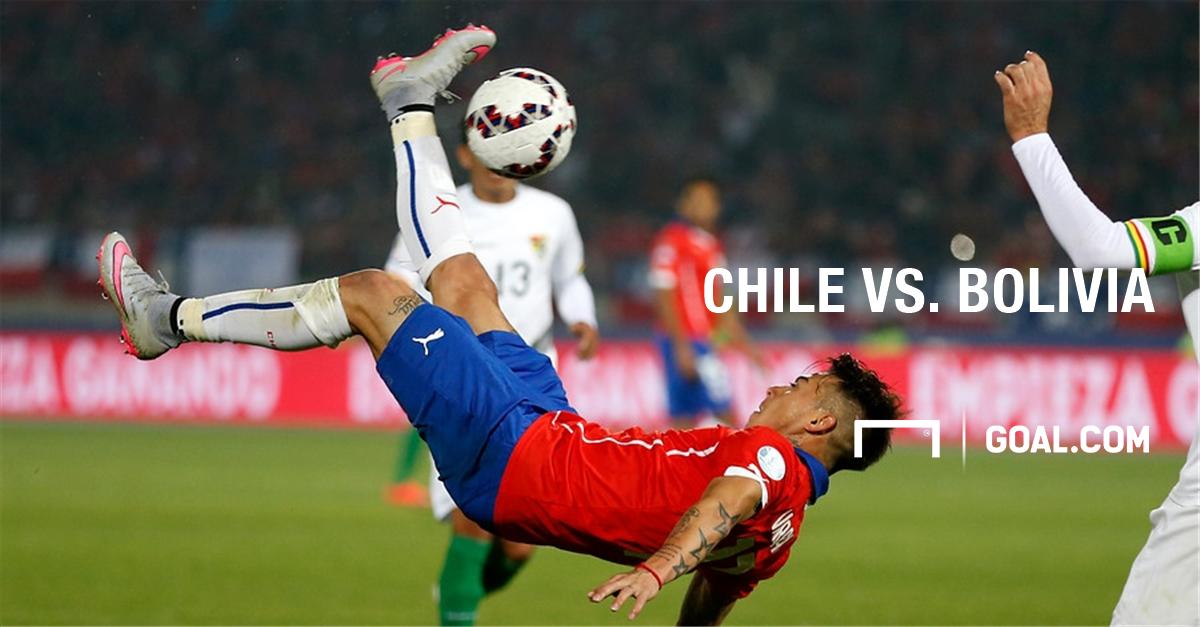 Los datos que no sabías del partido entre Chile y Bolivia