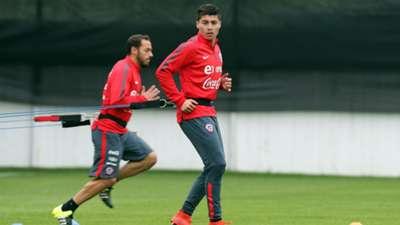 Chile entrenamiento