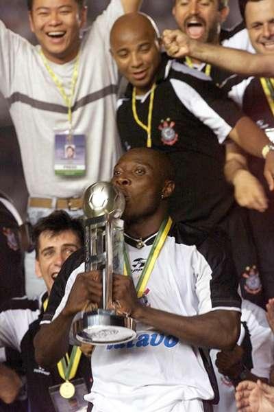 Mundial de Clubes - Freddy Rincón (Corinthians)