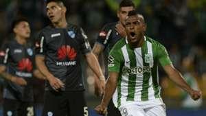 Miguel Borja Atl. Nacional vs Bolívar Copa Sudamericana