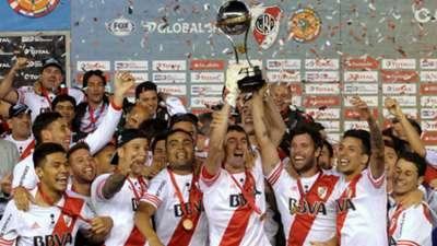 River Plate - Copa Sudamericana 2014