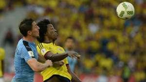 Carlos Sánchez Colombia Uruguay Eliminatoria 2016