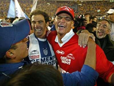 Mundial de Clubes - Miguel Calero (Pachuca)