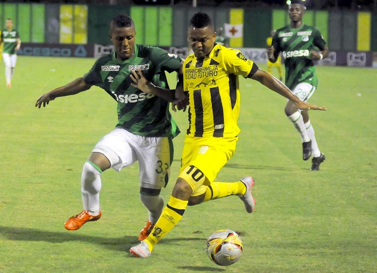 Nelson Barahona - Alianza Petrolera vs deportivo cali GALERIA