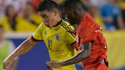 Colombia Vs Perú - amistoso