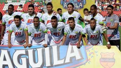Atlético Huila Nómina 2016
