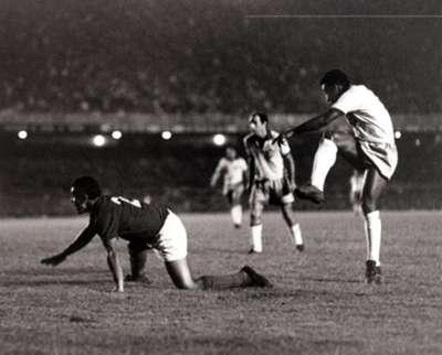 Colombia V Brasil 1969  PEle