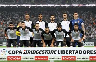 GALERÍA: Corinthians vs Santa Fe Copa Libertadores 2016